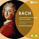Johann Sebastian Bach: 6 Brandenburg Concertos [2 Cd] [The Chamber Orchestra Of Europe]