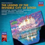 Rimsky-Korsakov: The Legend Of The invisible City Of Kitezh [3 Cd]