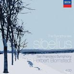 Sibelius: The Symphonies [4 Cd]