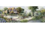Art Puzzle English Cottage - Panorama - 1000'Lik 4333