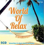 World Of Relax 5'li Cd