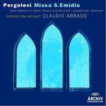 Pergolesi: Missa S. Emidio [Orchestra Mozart]