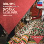 Brahms: Hungarian Dances/Dvorak Slavonic Dances