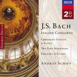 Bach: Italian Concerto, Chromatic Fantasy
