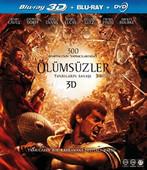 Immortals 3D - Ölümsüzler 3 Boyutlu (Blu-Ray + DVD)