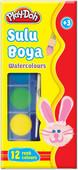 Play-Doh 12 Renk Sulu Boya Küçük PLAY-SU002