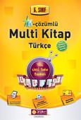 Anafen 6. Sınıf E-Çözümlü Multi Kitap Türkçe