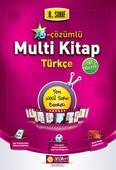 Anafen 8. Sınıf E-Çözümlü Multi Kitap Türkçe