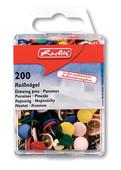 Herlitz Raptiye Karışık 200'lü Şeffaf Askılı Kutuda - 8770109