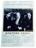 Atatürk Vakfi 2019 Duvar Takvimi