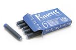 Kaweco Dolmakalem Kartuş 6'lı Mavi 10000256