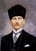 Art Puzzle Cumhurbaşkanı Mareşal Gazi Mustafa Kemal 500prç. (1923)