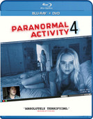 Paranormal Actıvity 4 (BD+DVD Combo)