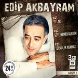 Edip Akbayram Arsiv 1 3 CD BOX SET