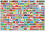 Educa Puzzle Flags Of The World 15530 1500'Lük