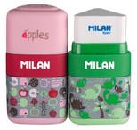 Milan Trı Dınos& Ap Hazneli Kalemtraş+Silgi Tekli M4700116Da-T