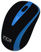 Inca IWM-221RSMV 2.4 Ghz Inca-Track Red Sensör Wireless Nano Alicili Mouse-Mavi