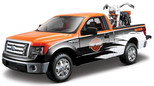 Maisto 1:24 Ford F-150 Stx + 1958 Flh Duo Glide May 3217