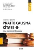 Pratik Çalışma Kitabı 2 - Ceza Muhakemesi Hukuku