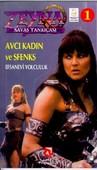 Zeyna Savaş Tanrıçası 1 -  Efsanevi Yolculuk Avcı Kadın ve Sfenks