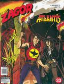Yeni Zagor Atlantis Sayı: 33