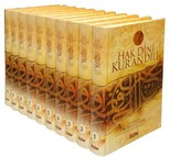 Hak Dini Kur'an Dili 10 Kitap Takım
