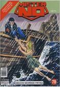 Yeni Mister No Sayı: 78 Amazon Nehrinde Fırtına