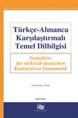 Türkçe-Almanca Karşılaştırmalı Temel Dilbilgisi