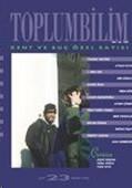 Toplumbilim Sayı: 23 Kent ve Suç Özel Sayısı