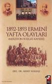 1892-1893 Ermeni Yafta Olayları