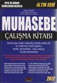 KPSS ve Kurum Sınavlarına Hazırlık Muhasebe Çalışma Kitabı