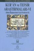 Kur'an ve Tefsir Araştırmaları 6