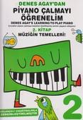 Denes Agay'dan Piyano Çalmayı Öğrenelim 2. Kitap
