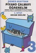 Denes Agay'dan Piyano Çalmayı Öğrenelim 3. Kitap