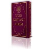 Bilgisayar Hatlı Tecvidli Kur'an-ı Kerim (Renkli Rahle Boy, Kod: 025)