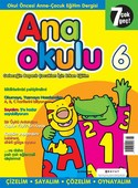 Anaokulu Sayı: 6 Anne - Çocuk Eğitim Dergisi