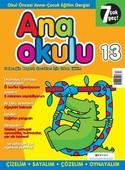 Anaokulu Sayı: 13 Anne - Çocuk Eğitim Dergisi