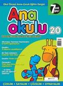 Anaokulu Sayı: 20 Anne - Çocuk Eğitim Dergisi