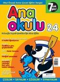Anaokulu Sayı: 24 Anne - Çocuk Eğitim Dergisi