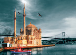 Anatolian Ortaköy Cami Nostalji 1000 Parça 3171