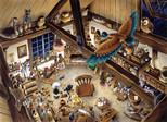 Anatolian Ahsap Oyuncak Atölyesi Wooden Workshop 1000 Parça 3188
