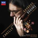 Brahms: Violin Concerto, Hungarian Dances - Bartok:Rhapsodies [Gewandhausorchester,Riccardo Chailly]