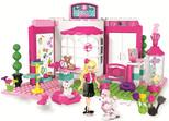 Mega Bloks Barbie Blok Pet Shop Seti (80224)