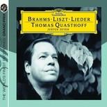 Brahms / Liszt: Lieder [Justus Zeyen]