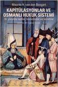 Kapitülasyonlar ve Osmanlı Hukuk Sistemi