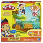 Play-Doh Disney Jake ve Varolmayan Ülkenin Korsanları A6075