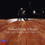 Chopin: Etudes Barcorolle Sonata No. 2