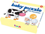 Baby Puzzle - Çiftlik Hayvanları