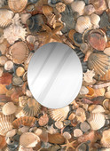 Art Puzzle Deniz Kokusu Ayna Puzzle 850 Parça 4260