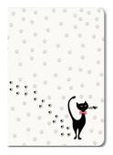 Deffter Design Seri 16,5*23,5 - Aristocrat Cat